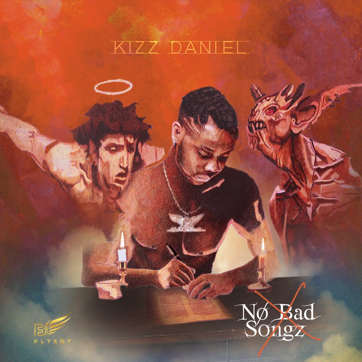 Kizz Daniel No Bad Songz Kiss Daniel