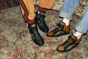 gucci and dapper dan