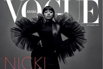 nicki minaj vogue