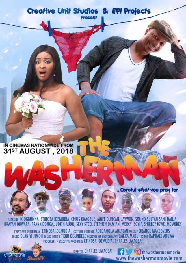 the washerman movie