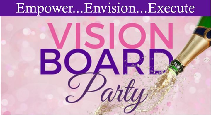 vison board party