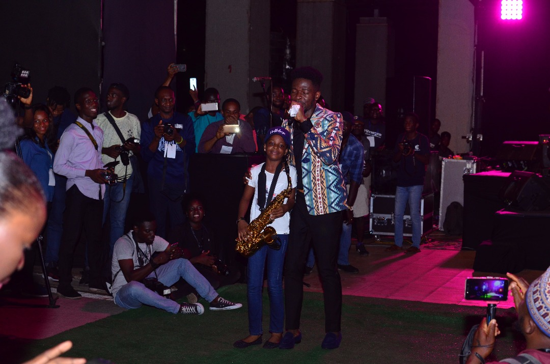 johnny drille concert