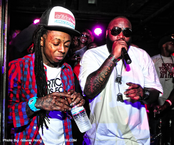 lil wayne and rick ross