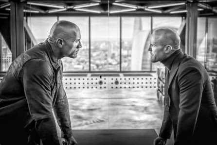 hobbs and shaw dwayne johnson and jason statham fast and furious