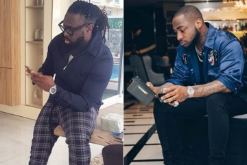 timaya and davido