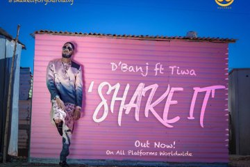 dbanj shake it