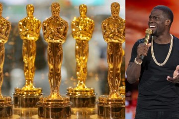 the oscars kevin hart