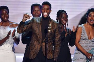 black panther sag awards