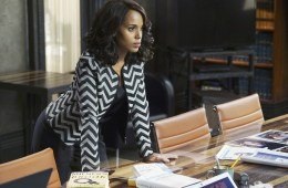 olivia pope at office