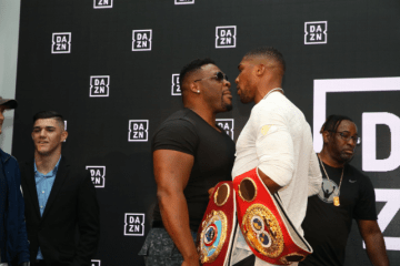 anthony joshua and jarrell miller