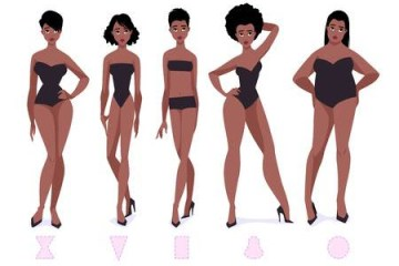 fashion body shape
