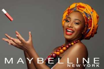 maybelline dj cuppy