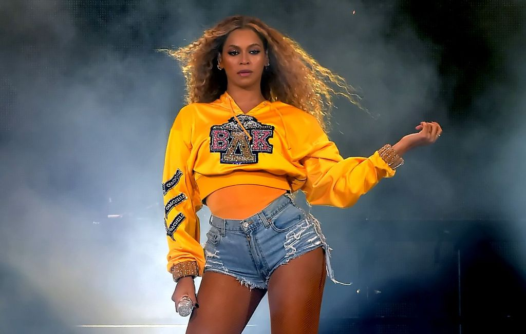 Beyonce before i let go