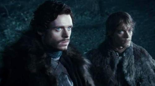 Rob and theon