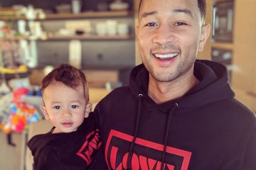 john legend and miles
