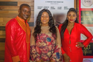 Nollywood meets Hollywood