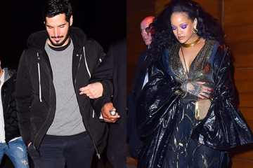 rihanna and hassan