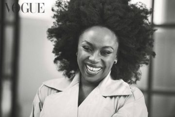 Chimamanda adichie vogue