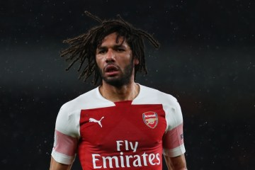 Mohamed Elneny accelerate tv