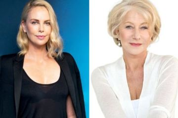 charlize theron and helen mirren