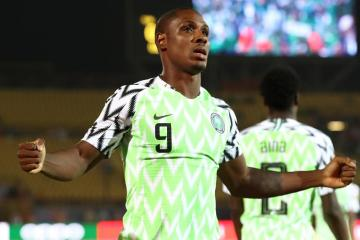 odion ighalo afcon 2019