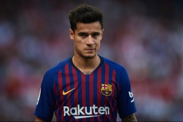 coutinho in barcelona kit