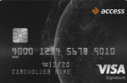 access bank atm card