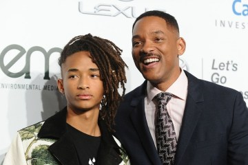 will smith and jaden