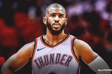 OKC chris paul