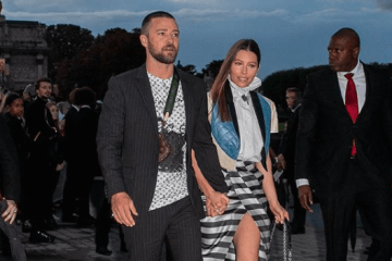 Justin Timberlake Tackled By Celebrity Prankster Vitalii Seduik