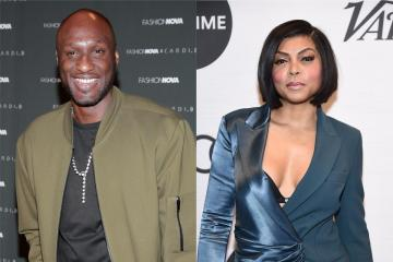 Taraji and Lamar