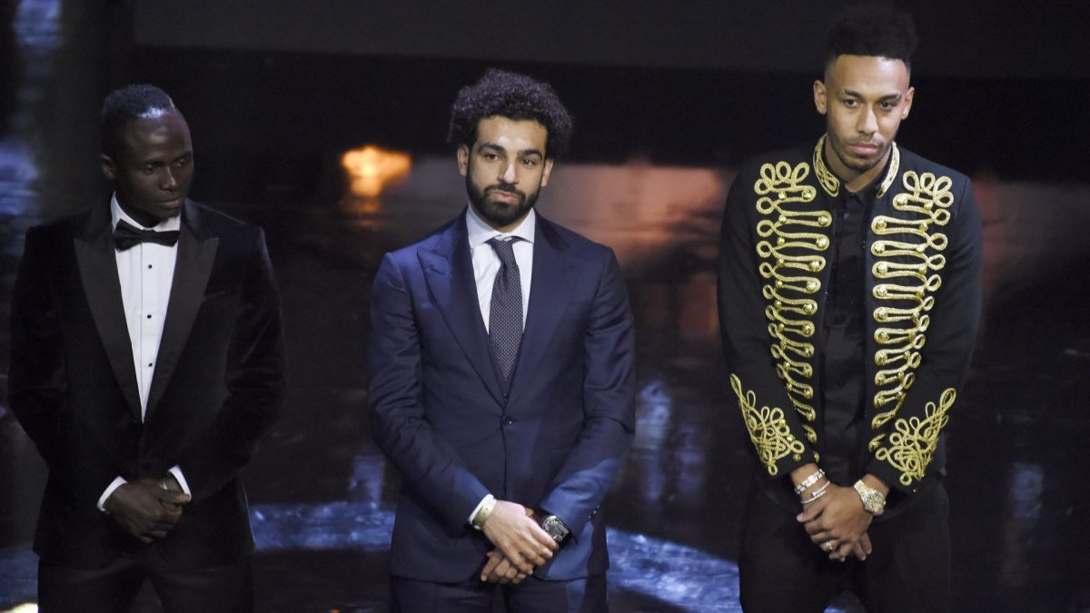 african players of the year