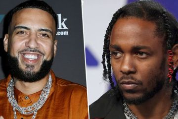 kendrick lamar and french Montana