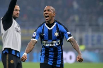 Ashley Young in Inter Milan