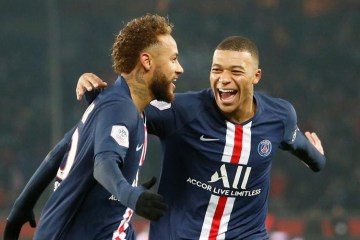 PSG French Suspension