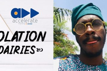 Agba Isolation diaries