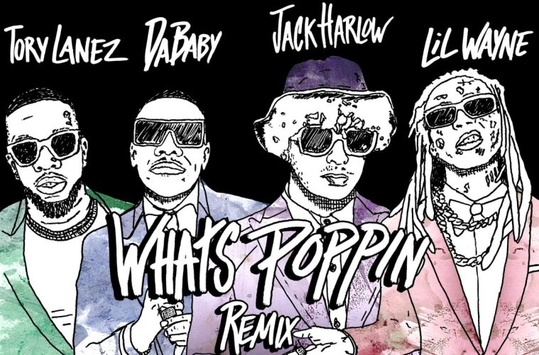 whats popping remix