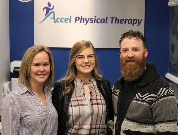 Accel Physical Therapy at Keyano College