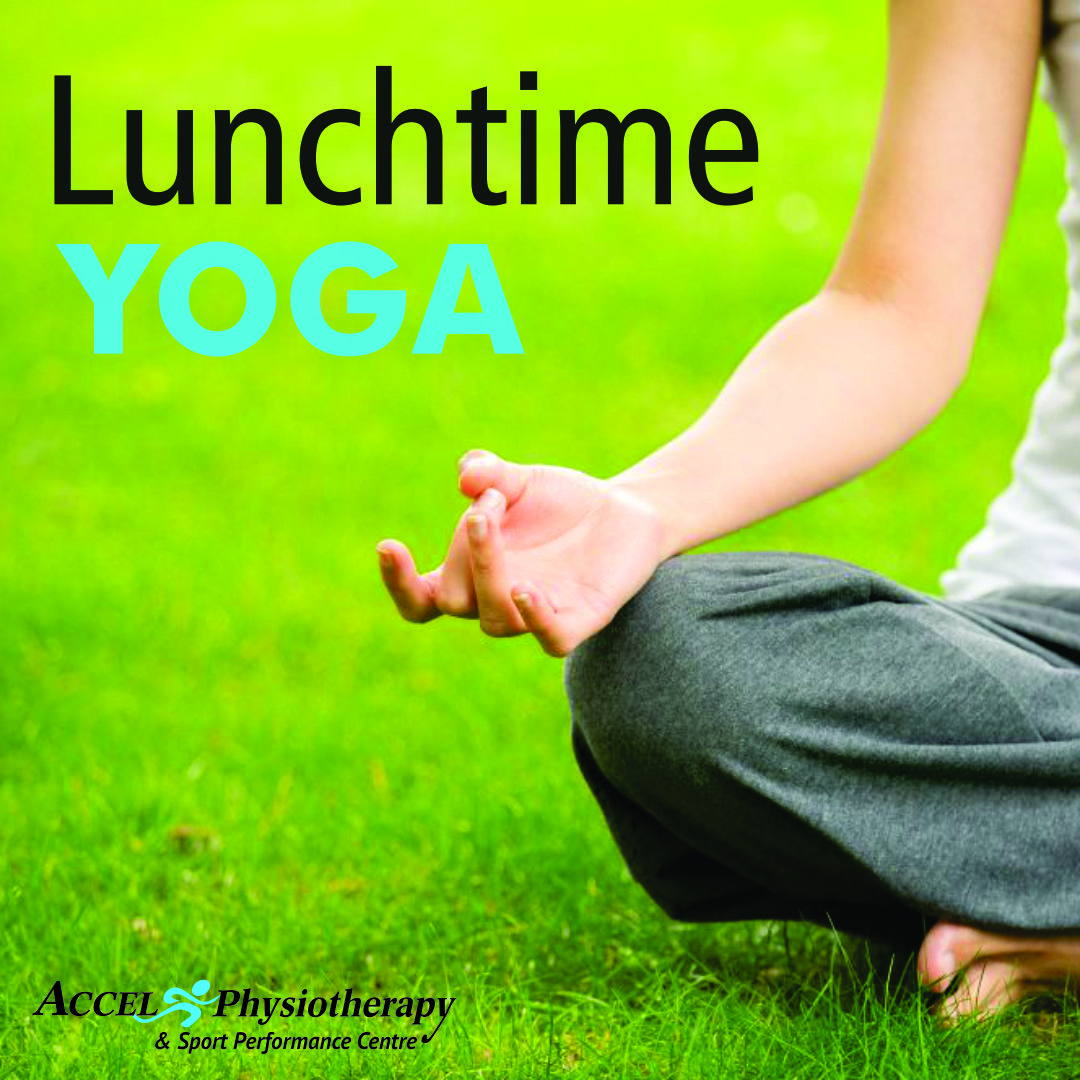 Introduction to Yoga with Andrea - ACCEL Physiotherapy & Sport Performance Centre
