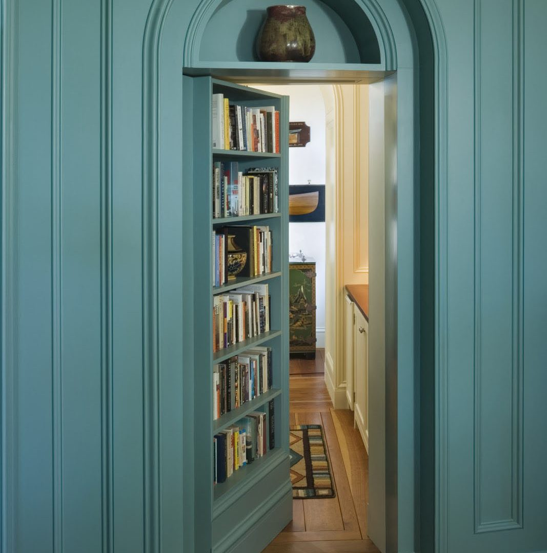 Revolving Bookcases Secret Doors And Hidden Closets