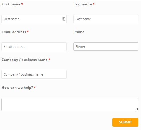 Mautic Form Layout For Wordpress Accent Digital Marketing