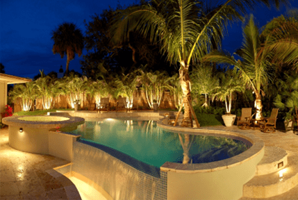 home accent outdoor lighting