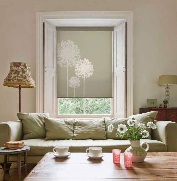 Window Shades Roller