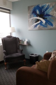 Rickie Palmer's Office