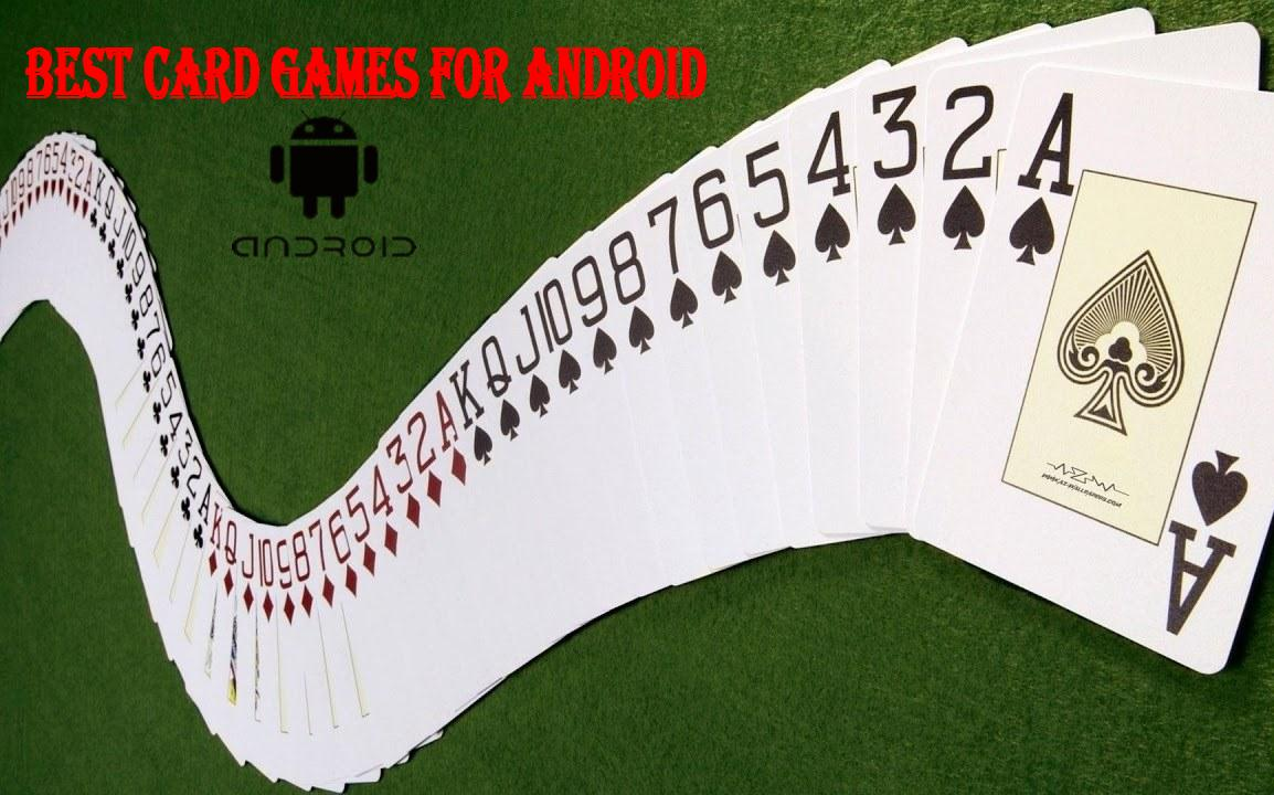 Best Card games for Android Smartphone or Device