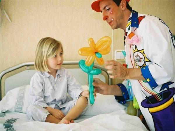Estrés hospitalario infantil