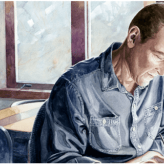J.G. Jones, proyecto ilustra a pacientes con cánceres de sangre raros