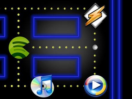 music-pacman