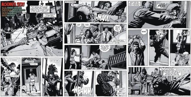 Michonne Playboy Comic