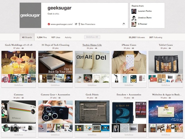 Geeksugar
